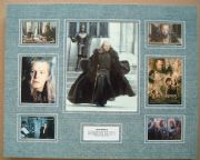John Noble Signed Lord Of The Rings Photo Display Set - Denethor #2